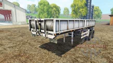 MAZ 9397 (MMZ 771Б) para Farming Simulator 2015