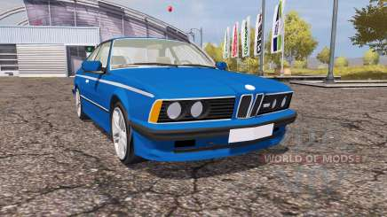 BMW M6 (E24) para Farming Simulator 2013
