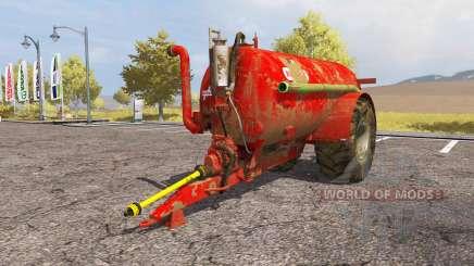 Redrock 2050g para Farming Simulator 2013