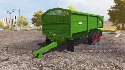 Griffiths tipper trailer para Farming Simulator 2013