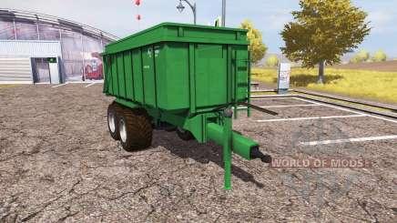 Krampe TZK 20 Herkules para Farming Simulator 2013