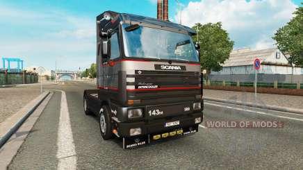 Scania 143M 500 v3.3 para Euro Truck Simulator 2