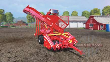 Grimme Rootster 604 para Farming Simulator 2015