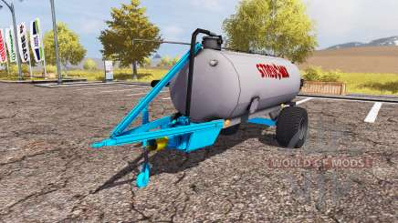 Streumix tank liquid manure para Farming Simulator 2013