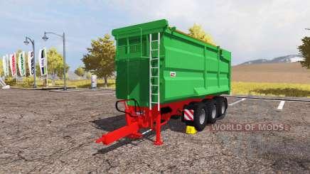 Kroger Agroliner MUK 402 v1.1 para Farming Simulator 2013