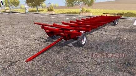 JBM Round Bale para Farming Simulator 2013