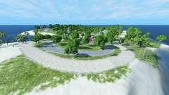 Rally island v1.1 para BeamNG Drive