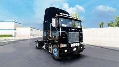 Скин guarda-Estrada de Reboque на Freightliner FLB para American Truck Simulator