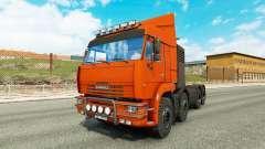 KamAZ 65201 v1.1 para Euro Truck Simulator 2
