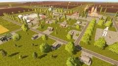 Canadian national map para Farming Simulator 2017