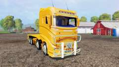 Scania R1000 container truck v1.1