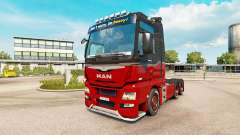 MAN TGX v1.6 para Euro Truck Simulator 2