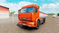 KamAZ 6460 v2.0 para Euro Truck Simulator 2