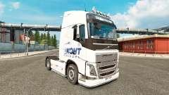 Pele Ekont Express Volvo caminhões