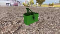 Weight para Farming Simulator 2013
