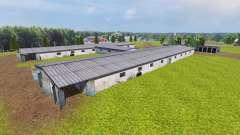 Ucraniano fazenda coletiva