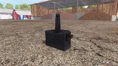 Weight Fendt v2.0 para Farming Simulator 2015
