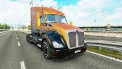 Kenworth T680 v1.1 para Euro Truck Simulator 2