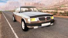 GAZ 3110 Volga para BeamNG Drive