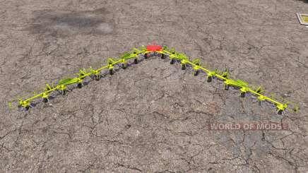 POTTINGER HIT 260 front tedder para Farming Simulator 2013