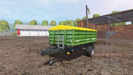 BRANTNER E 8041 seeder para Farming Simulator 2015