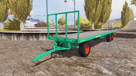 Aguas-Tenias PGRAT v4.5 para Farming Simulator 2013