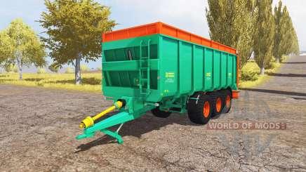 Aguas-Tenias ESP-TAT v2.0 para Farming Simulator 2013