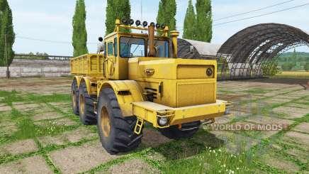 Kirovets K 701 6x6 para Farming Simulator 2017