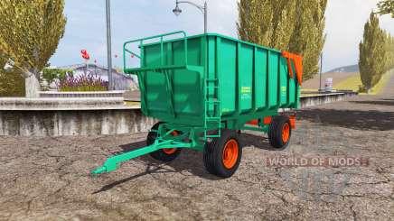 Aguas-Tenias GAT v2.0 para Farming Simulator 2013