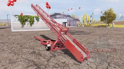 Conveyor belt pack para Farming Simulator 2013