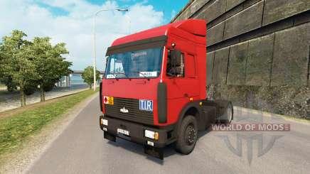 MAZ 5432 v5.04 para Euro Truck Simulator 2