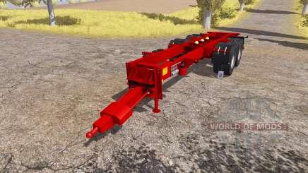 Krampe chassis para Farming Simulator 2013