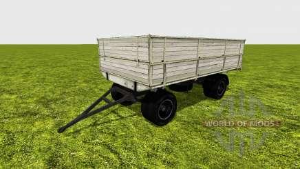 Tipper trailer v1.1 para Farming Simulator 2013