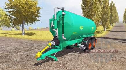 Aguas-Tenias CAT-20 v2.0 para Farming Simulator 2013