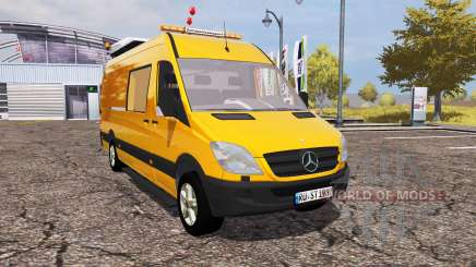 Mercedes-Benz Sprinter 315 CDI (Br.906) para Farming Simulator 2013