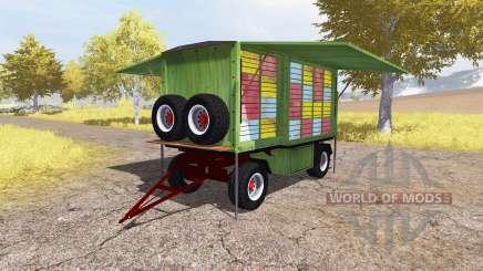 Mobile beehive para Farming Simulator 2013