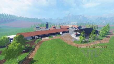 Alpental para Farming Simulator 2015