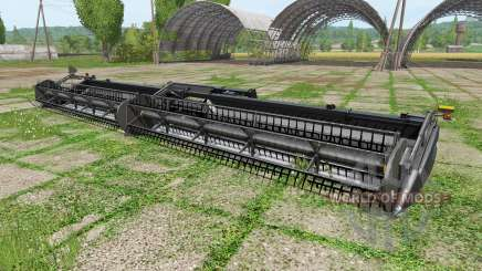New Holland SuperFlex Draper 45FT v2.0 para Farming Simulator 2017