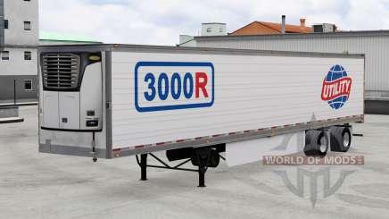 Reefer 3000R Long para American Truck Simulator