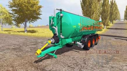 Aguas-Tenias CAT-22-TC v2.0 para Farming Simulator 2013