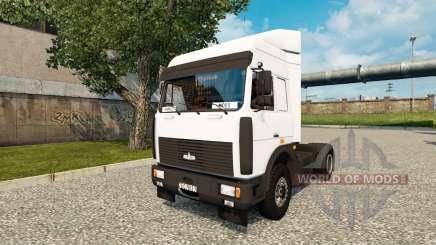 MAZ 5432 v5.03 para Euro Truck Simulator 2