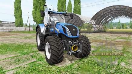 New Holland T7.290 v1.2 para Farming Simulator 2017