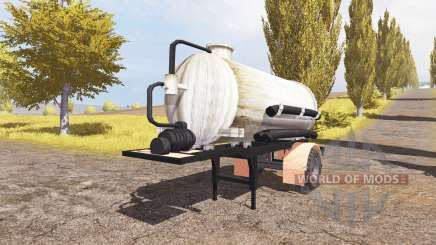 Manure semitrailer v2.0 para Farming Simulator 2013
