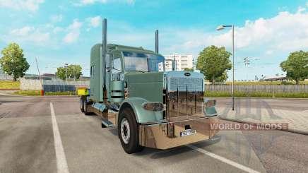Peterbilt 389 v1.12 para Euro Truck Simulator 2