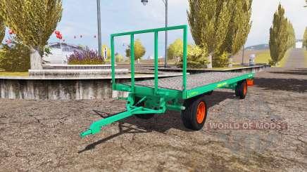 Aguas-Tenias PGAT v4.5 para Farming Simulator 2013