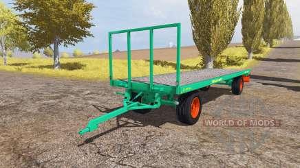 Aguas-Tenias PGAT v2.5 para Farming Simulator 2013