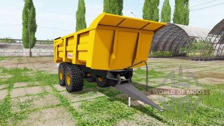 Maupu 11-22C v0.1 para Farming Simulator 2017