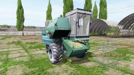 Yenisei 1200-1 v1.1 para Farming Simulator 2017