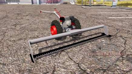 Feixe de auto-propelido cortador de grama para Farming Simulator 2013