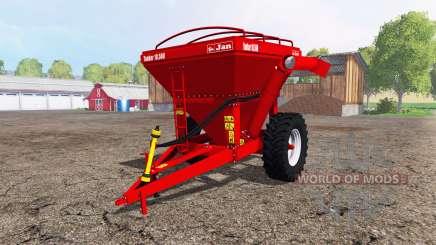 Jan Tanker 10.500 para Farming Simulator 2015